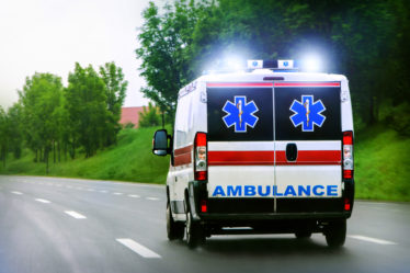 prise en charge des ambulances